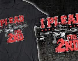 #20 for Design a Gun T-Shirt by milanlazic