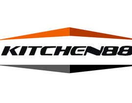 #117 for Design a Logo for www.kitchen88.com by txtwheel
