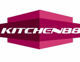 #118 for Design a Logo for www.kitchen88.com by txtwheel