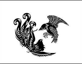 #19 for Drawing of Phoenix tattoo by jinupeter