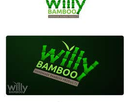 #196 for Design a Logo for Willy Bamboo by HallidayBooks