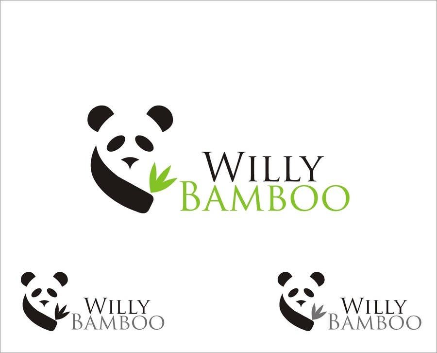 Kilpailutyö #117 kilpailussa Design a Logo for Willy Bamboo