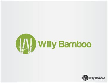 #63 para Design a Logo for Willy Bamboo por iffikhan