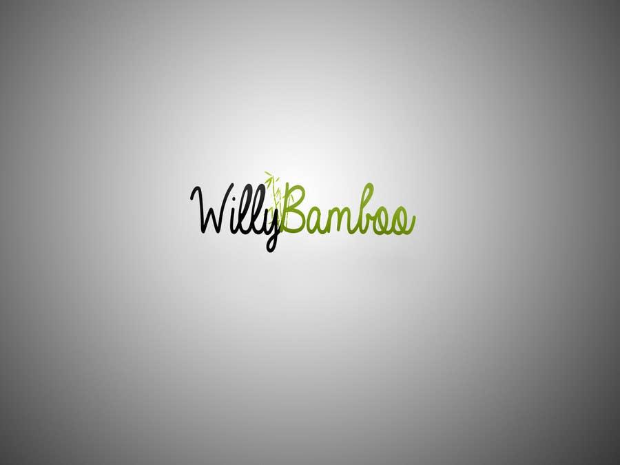 Kilpailutyö #14 kilpailussa Design a Logo for Willy Bamboo