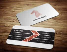 #67 for Design Professional & Stylish Business Card by kazierfan