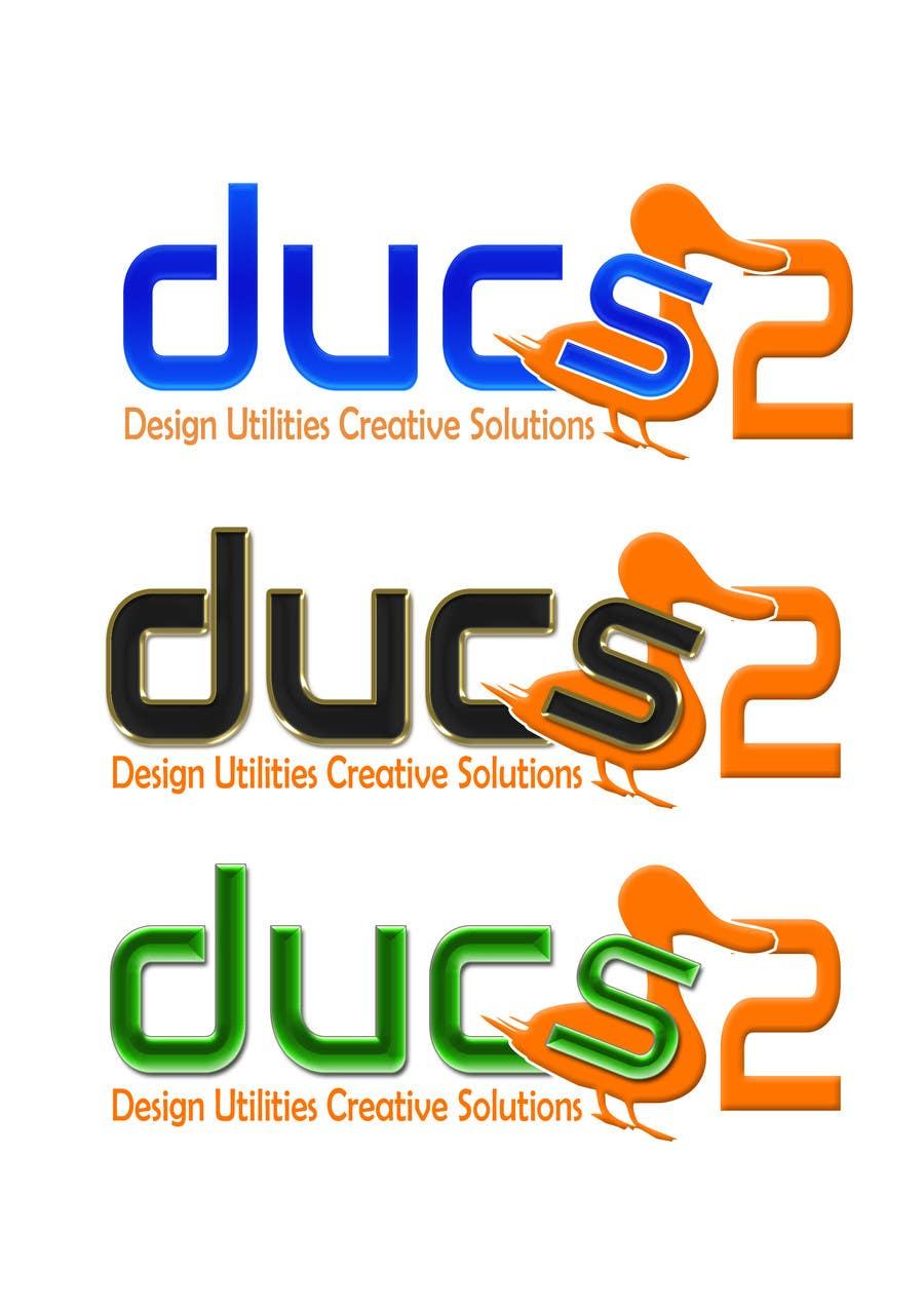 Kilpailutyö #64 kilpailussa Design a Logo for ducs2