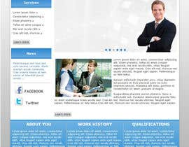#5 for Drupal Theme for a printing company by xahe36vw