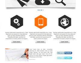 #11 untuk Drupal Theme for a printing company oleh xahe36vw