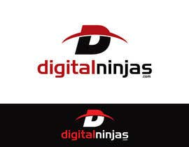 #11 para Design a Logo for digitalninjas.com por sagorak47