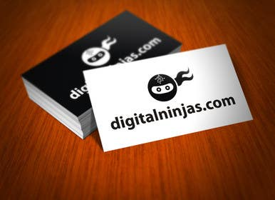 nº 7 pour Design a Logo for digitalninjas.com par kelikpujis