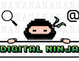 #20 for Design a Logo for digitalninjas.com by NerissaAfonso
