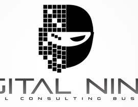 #1 para Design a Logo for digitalninjas.com por hernandelacruz