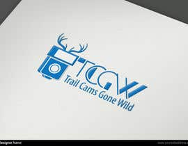 nº 20 pour Design a Logo for Trail Cams Gone Wild par manuel0827