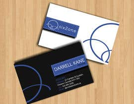 nº 90 pour Business card design - Please see revised design specs (Dec.11) par RERTHUSI