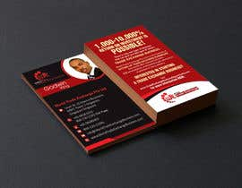 #53 para Design Business Card Using Our Logo Already designed por rajnandanpatel
