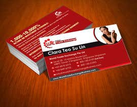 #77 para Design Business Card Using Our Logo Already designed por rajnandanpatel