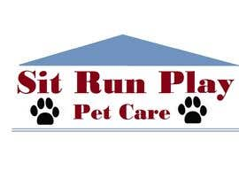 #31 for Design a Logo for Sit Run Play Pet Care by victoriaortiz