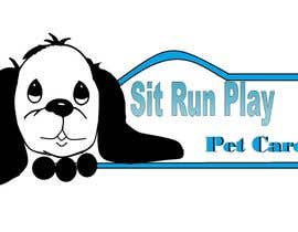 nº 32 pour Design a Logo for Sit Run Play Pet Care par victoriaortiz