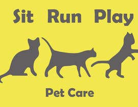 nº 14 pour Design a Logo for Sit Run Play Pet Care par saiprasannamenon