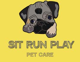 nº 18 pour Design a Logo for Sit Run Play Pet Care par saiprasannamenon