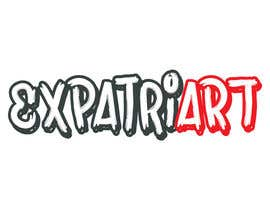 #489 for Design a Logo for ExpatriArt by salalaslam