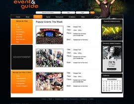 #3 cho Design a Website Mockup for an event website and guide bởi Pixaart