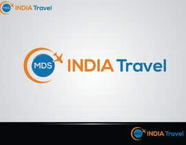 #10 for Design a Logo for MDS INDIA TRAVEL by Cosminul