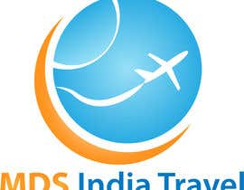 #125 para Design a Logo for MDS INDIA TRAVEL por LDRWarlock