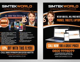 #15 para Good Design a Flyer for SimTek World Ltd por hih7