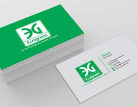 Nro 94 kilpailuun Build a logo and visit cards (concepts and sample in the brief) käyttäjältä mamun313
