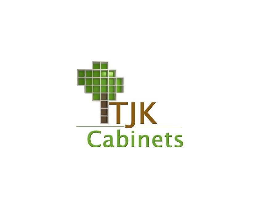 Kilpailutyö #23 kilpailussa Design a Logo for kitchen cabinet maker
