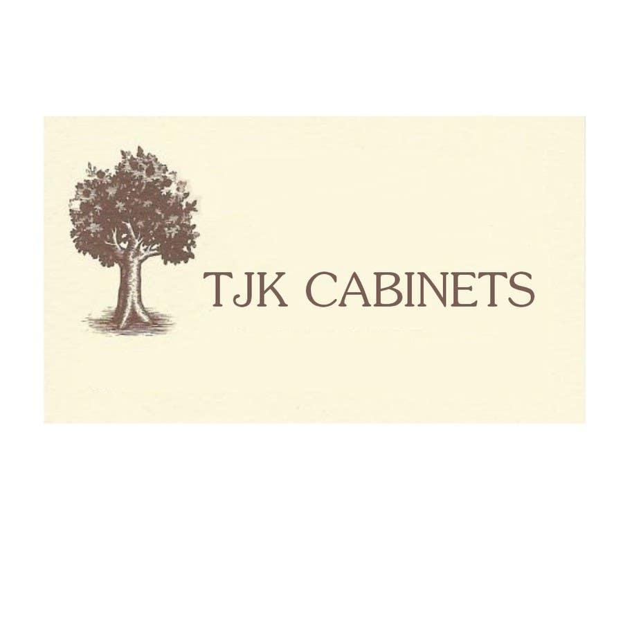 Kilpailutyö #7 kilpailussa Design a Logo for kitchen cabinet maker
