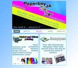 Graphic Design Konkurrenceindlæg #40 for Graphic Design for Paperboy JA