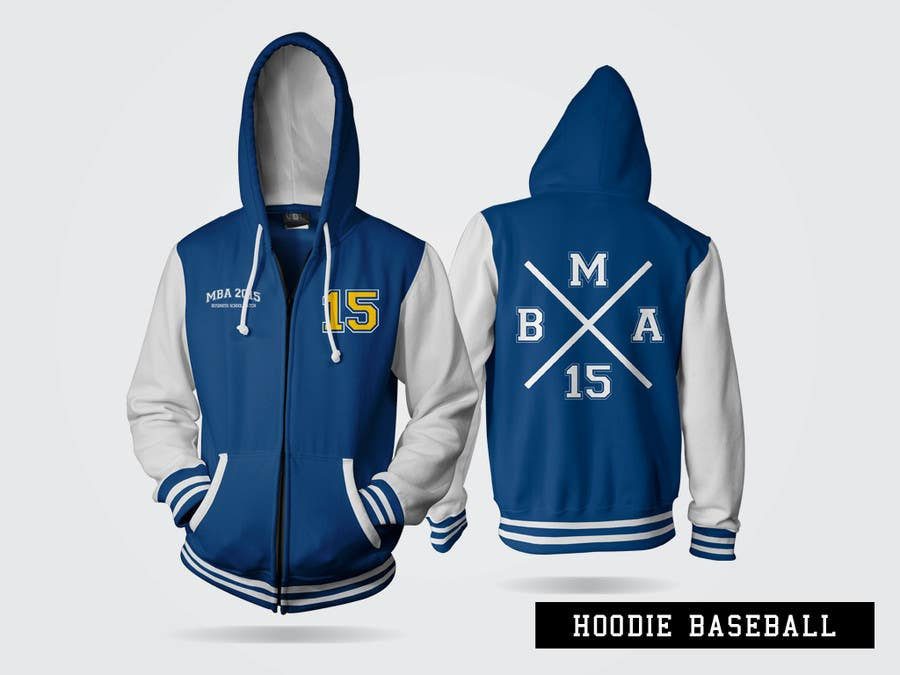 Konkurrenceindlæg #20 for Design a Hoodie for MBA Class of 2015