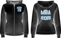 Bài tham dự #25 về Graphic Design cho cuộc thi Design a Hoodie for MBA Class of 2015