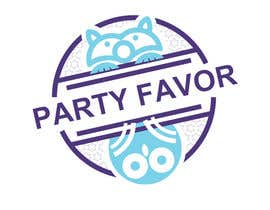 "#118 untuk Logo Design for ""Party Favor"" oleh beehive3dworks"