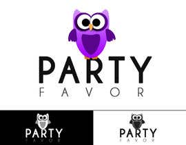 "#123 untuk Logo Design for ""Party Favor"" oleh vishakhvs"