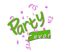 "#11 untuk Logo Design for ""Party Favor"" oleh silanmedia"