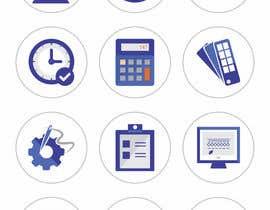 Nro 45 kilpailuun Design some Icons for Customer Portal käyttäjältä DesignApt