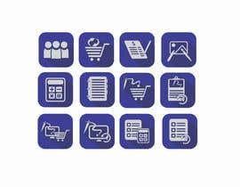 Nro 32 kilpailuun Design some Icons for Customer Portal käyttäjältä fastdelivery2
