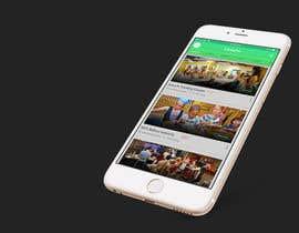 Nro 53 kilpailuun Design an iPhone and iPad App Mockup käyttäjältä UniateDesigns