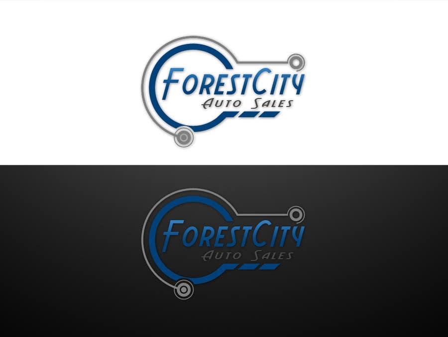 Penyertaan Peraduan #28 untuk Forest City Auto Sales