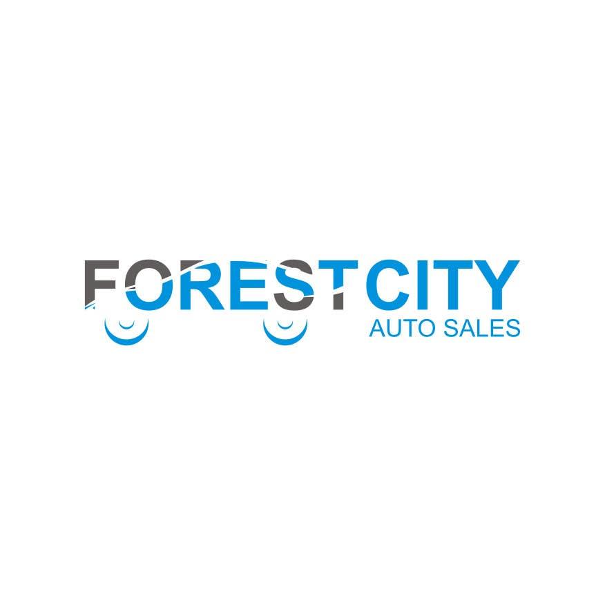 Penyertaan Peraduan #18 untuk Forest City Auto Sales