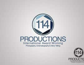 #131 for Design a Logo for 114productions.com af alejandroalfonso