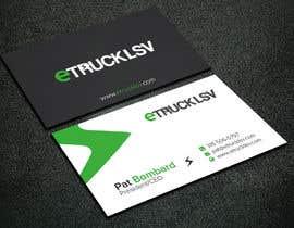 mnrskp tarafından eTruck Business Card Design Contest için no 54