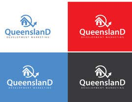 #13 para Design a Logo for Queensland Development Marketing por jinupeter