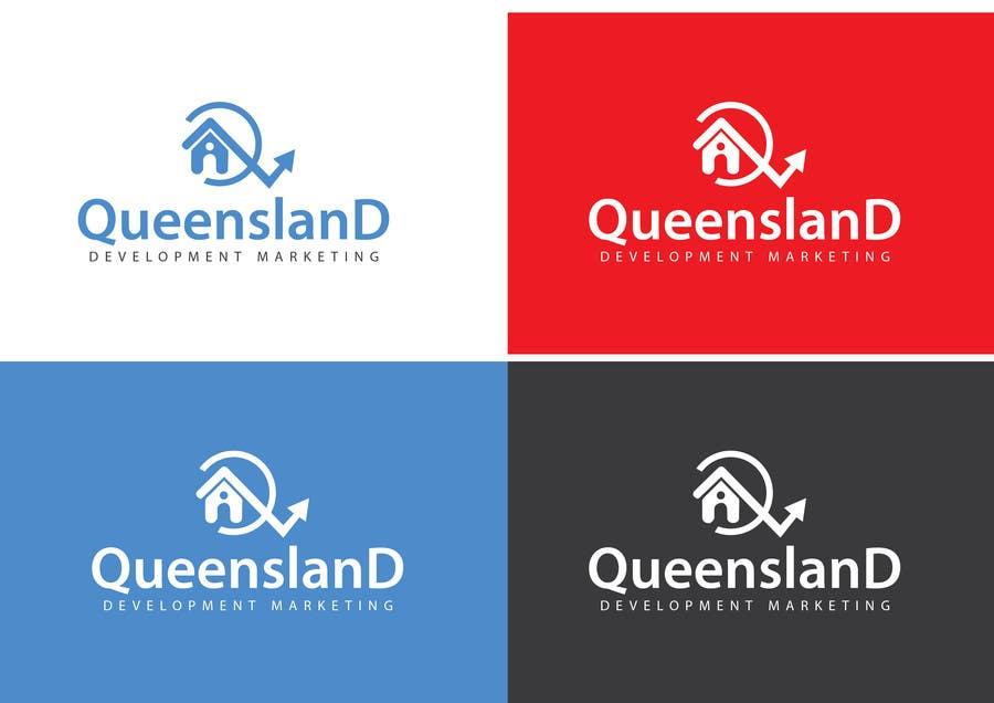 Konkurrenceindlæg #14 for Design a Logo for Queensland Development Marketing
