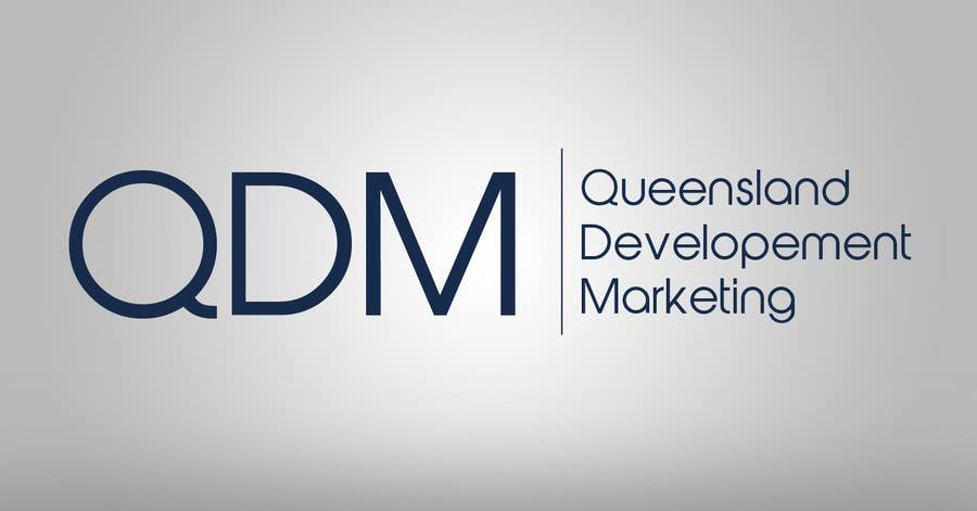 Penyertaan Peraduan #167 untuk Design a Logo for Queensland Development Marketing
