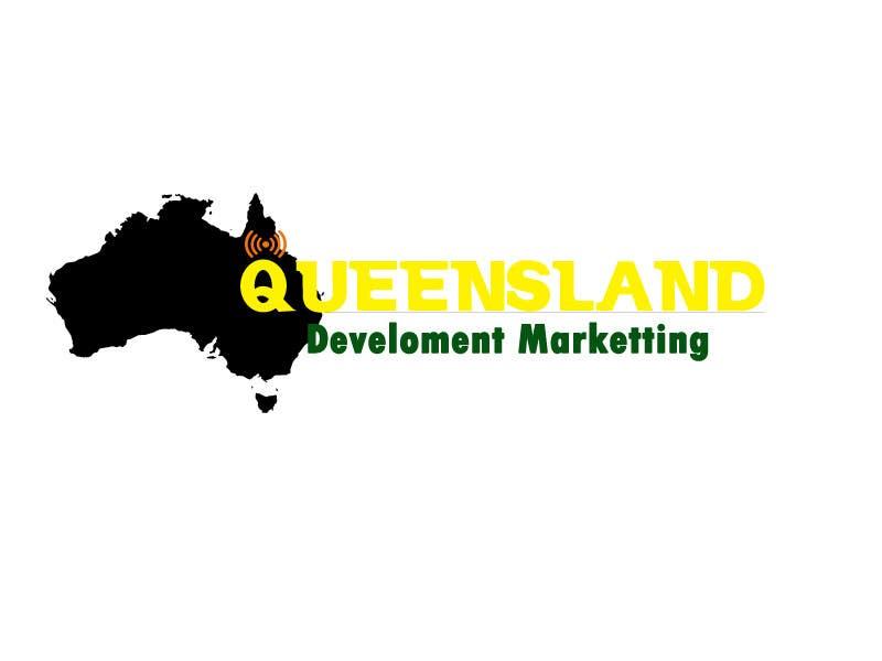 Konkurrenceindlæg #107 for Design a Logo for Queensland Development Marketing