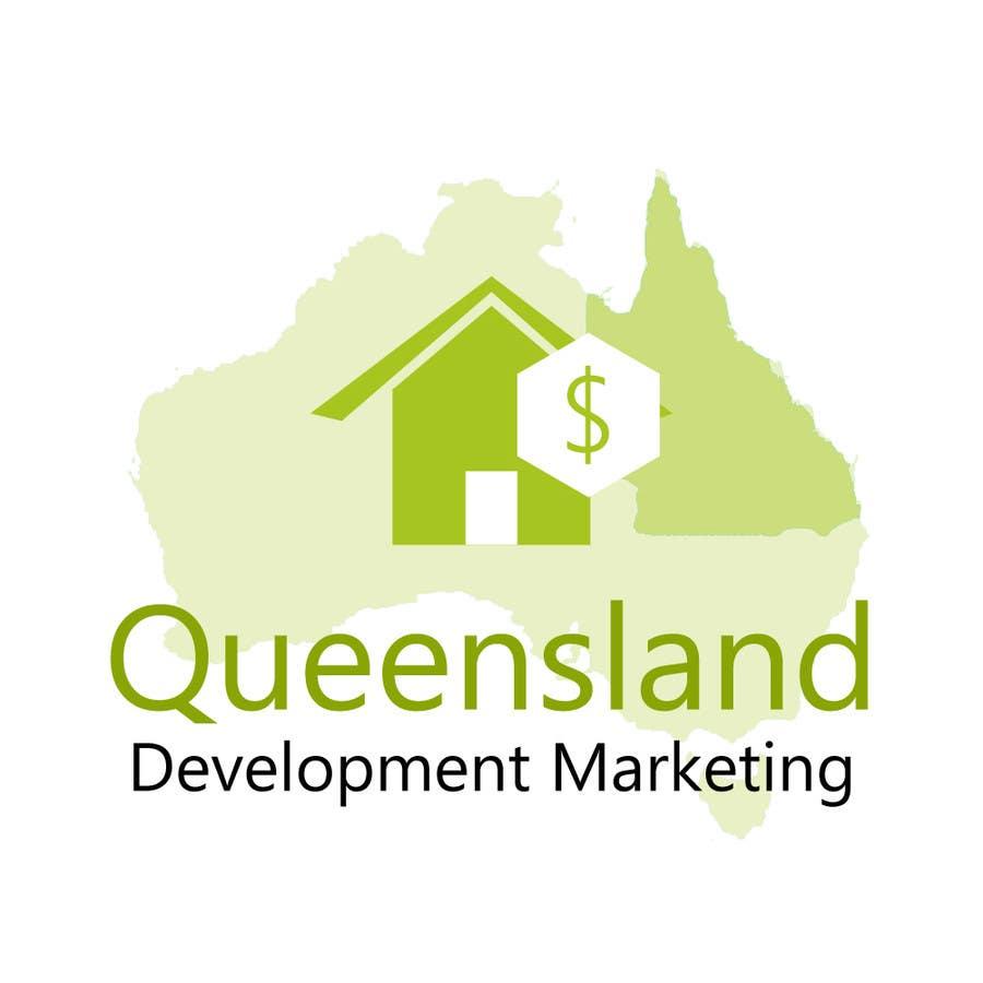 Konkurrenceindlæg #25 for Design a Logo for Queensland Development Marketing